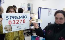 El quinto premio 03278 deja 2,09 millones en Laguna de Duero