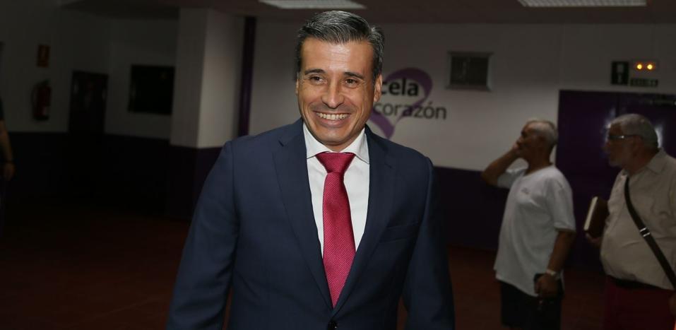 Miguel Ángel Gómez afirma que el reto de estar en el Valladolid le «motiva especialmente»