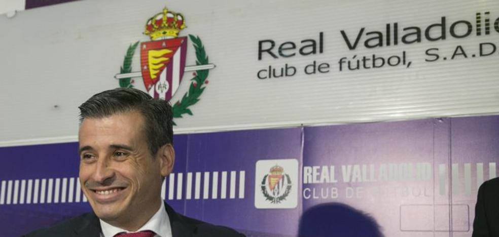 Las diez ideas con las que Miguel Ángel Gómez llega al Real Valladolid