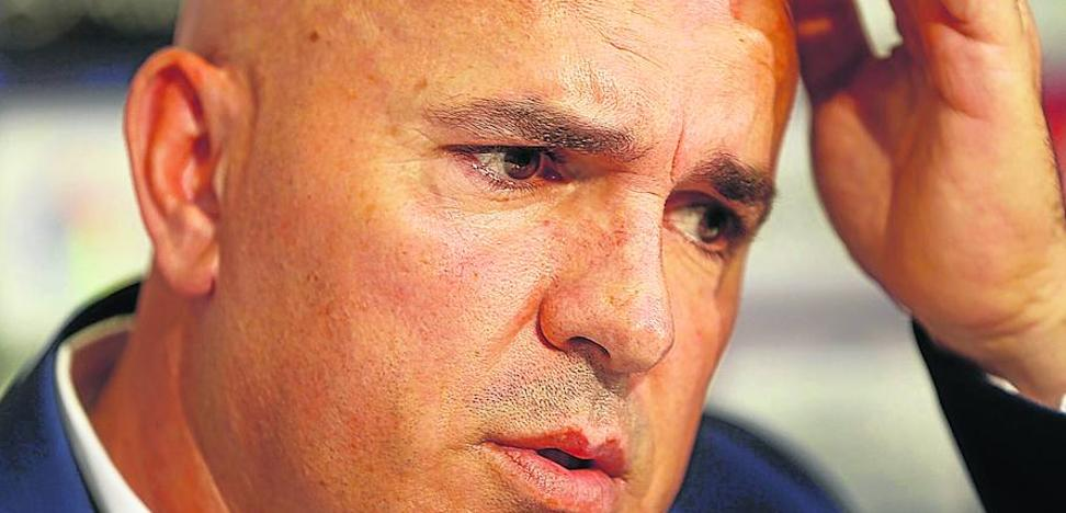 Luis César: «Me preocupa mucho el aspecto mental de los futbolistas»