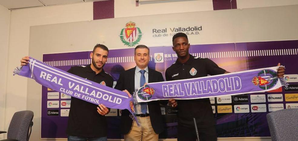 El Valladolid anuncia un fichaje para las próximas horas