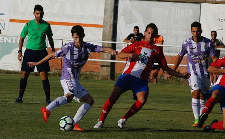 Tordesillas 0 - 6 Real Valladolid