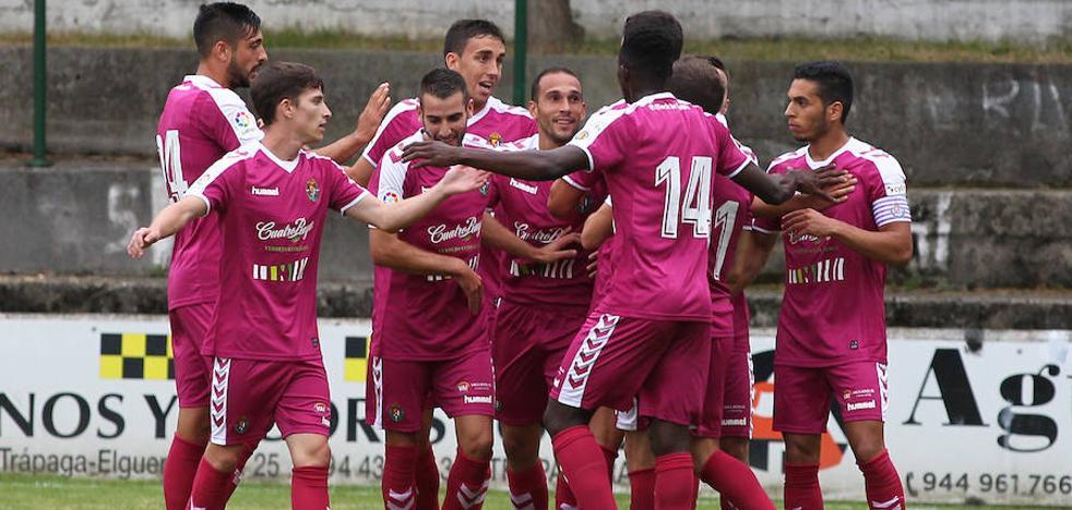 El Pucela gana al Athletic en Sestao