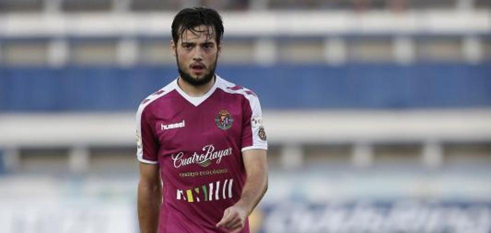 «Llegue la oferta que llegue, seguiré en el Valladolid»