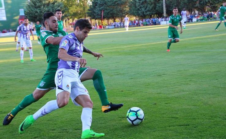 Real Valladolid 1 - 0 Leganés