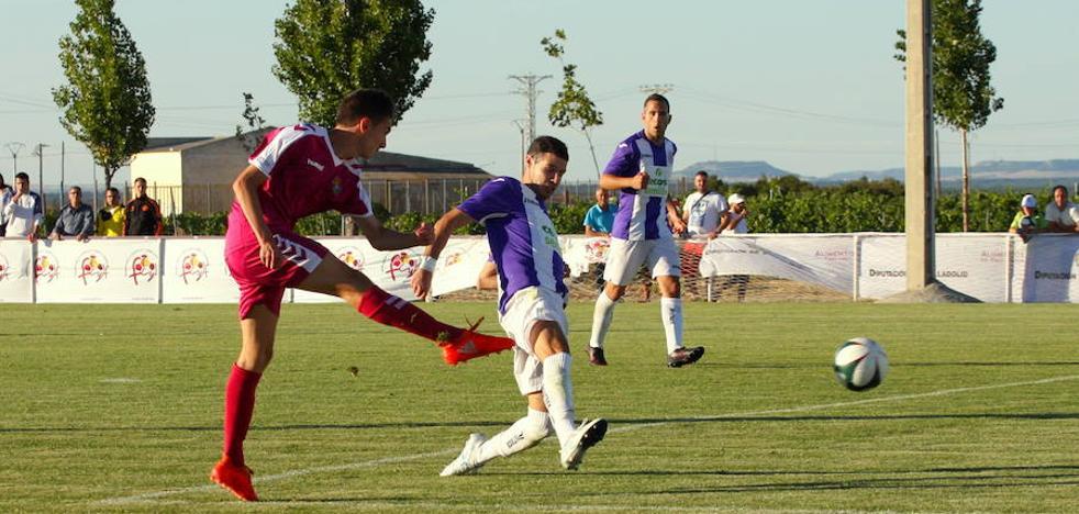El Valladolid B se entrena con el Rayo de Matapozuelos