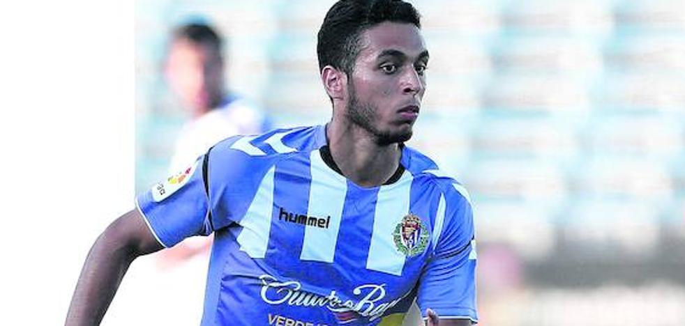 Frenazo para Anuar en el Real Valladolid