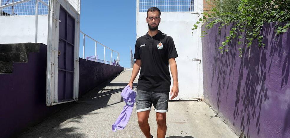 Deivid demuestra su liderazgo en el Real Valladolid