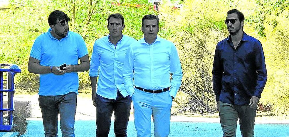 Un becario con buen ojo y ganas de progresar en la dirección deportiva del Real Valladolid