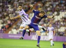El Pucela cae ante el Barcelona B por una mala primera parte