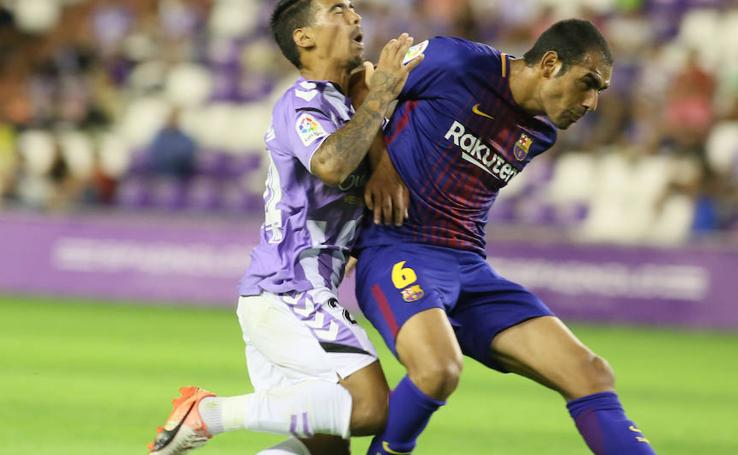 Real Valladolid 1-2 Barcelona B
