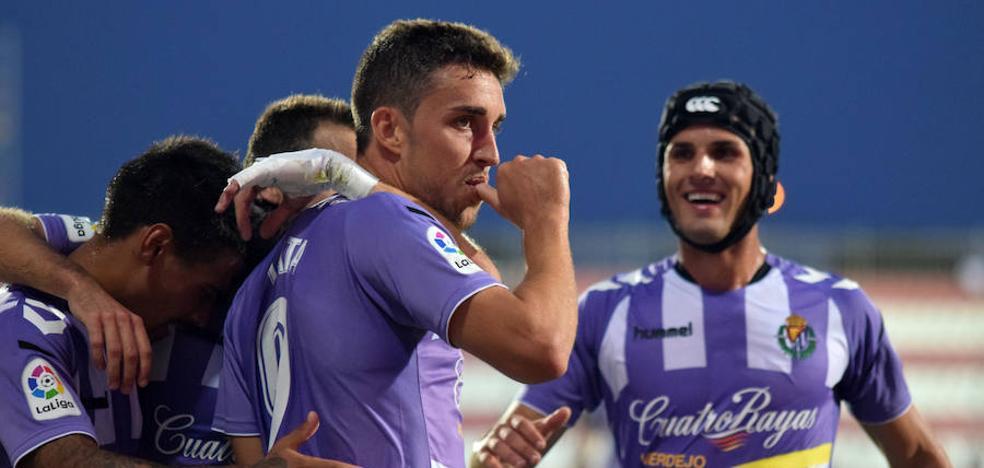 El Valladolid suma tres en Sevilla