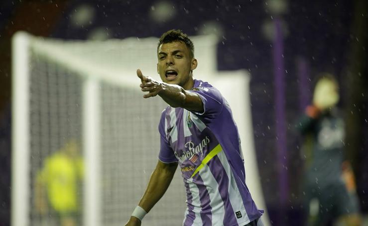 El Real Valladolid juega contra el Paços de Ferreira la final del XLIV Torneo ciudad de Valladolid