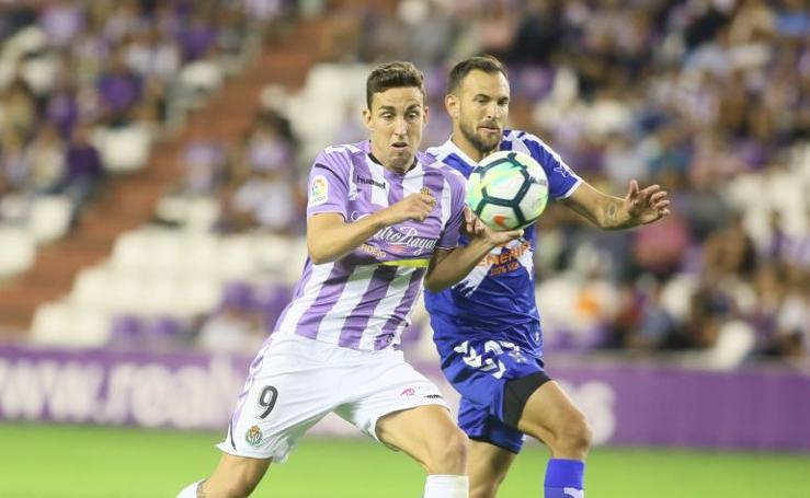 Real Valladolid 2 - 0 Tenerife
