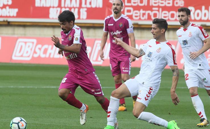 Cultural Leonesa 4-4 Real Valladolid