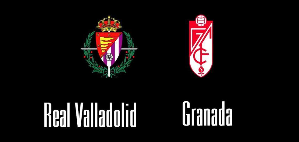 Cara a cara Eloy-Lamelas previo al Real Valladolid Granada