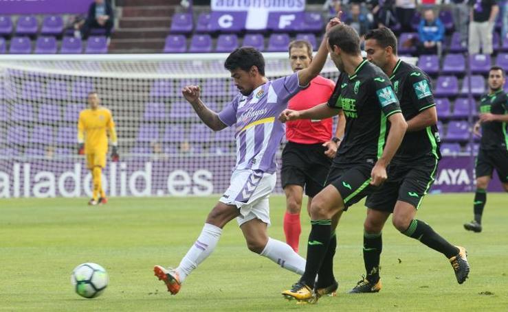 Real Valladolid 2 - 1 Granada