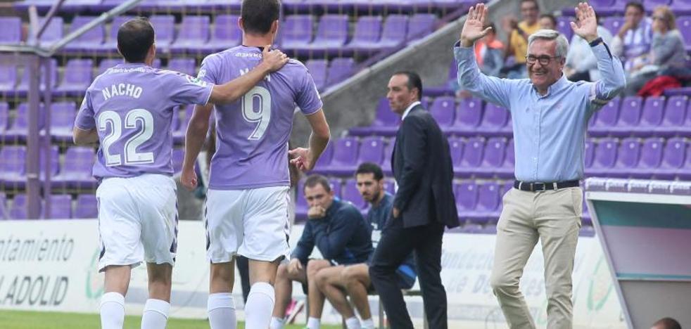 El Real Valladolid se impone al Granada