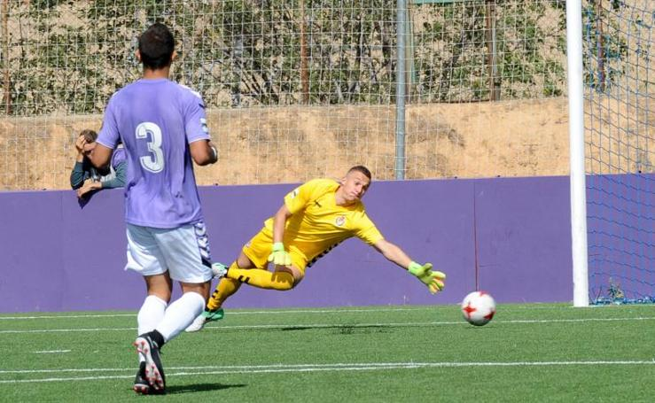 Real Valladolid B 0 - 3 celta de Vigo B