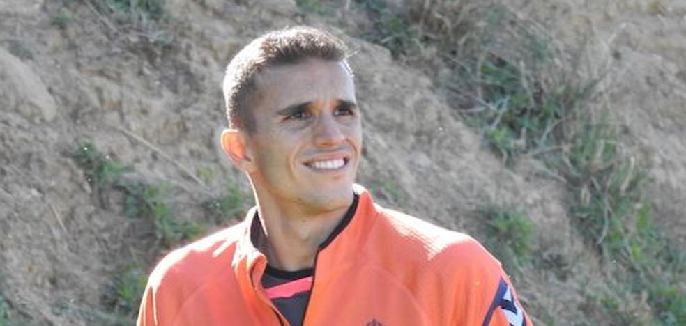 Jordi Masip, el portero que brotó en la Finca de Canterac