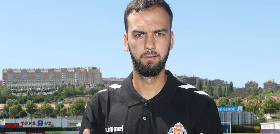 Deivid no cree que el Valladolid reciba al Córdoba tocado por la derrota en Huesca