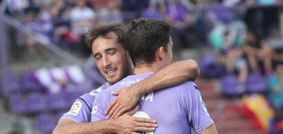 El Valladolid gana al Córdoba para recuperar la sonrisa