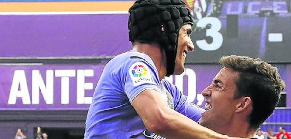 Negociaciones abiertas con Mata y Luismi en el Real Valladolid