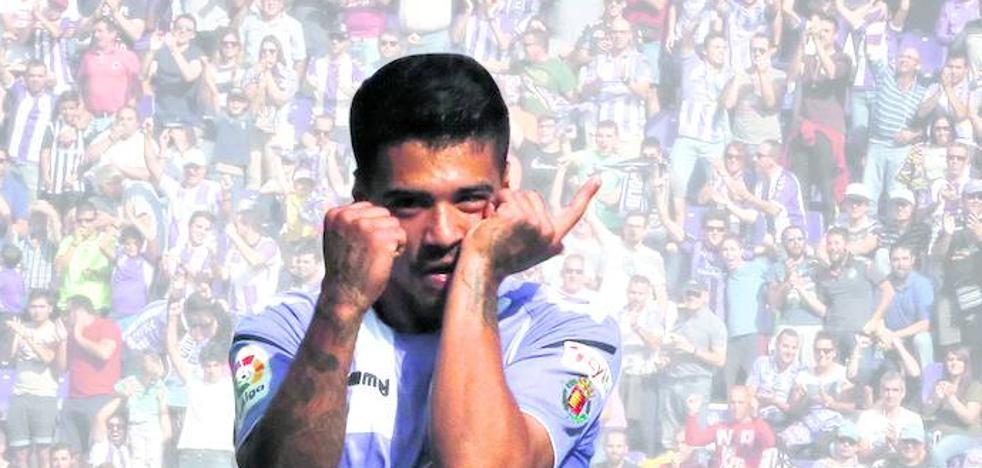 El gran salto de Iban Salvador en el Real Valladolid