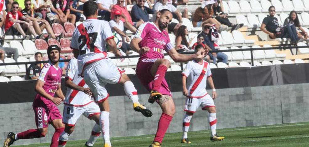Desastre defensivo del Real Valladolid en Vallecas