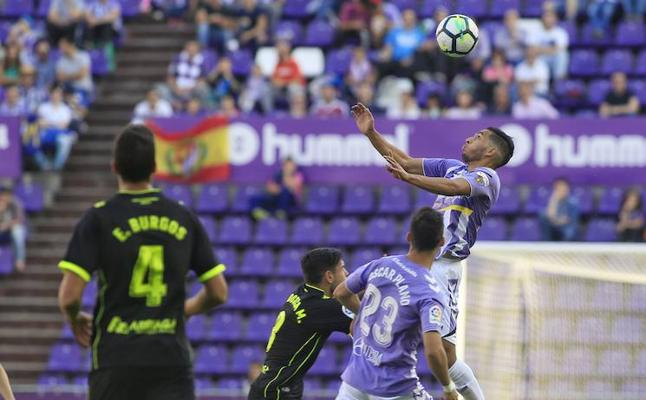 Ángel, titular; Gianniotas jugará unos minutos y Sergio Marcos, Guitián y Nacho, fuera de la convocatoria