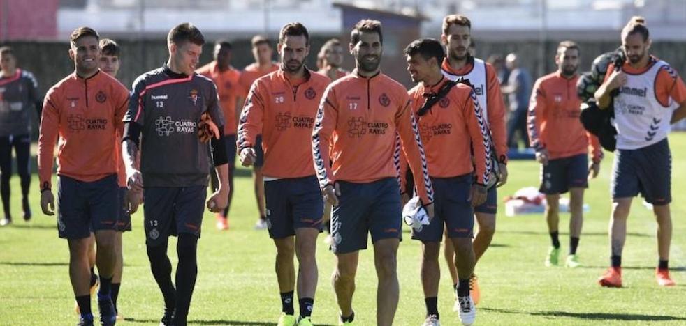Sampedro cambia a Sulayman por Guitián y recupera a Salvador para viajar a Almería