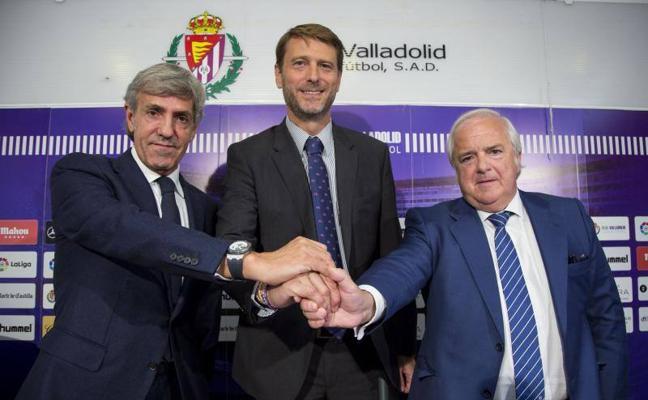 El Real Valladolid modifica su estructura interna para crecer como club