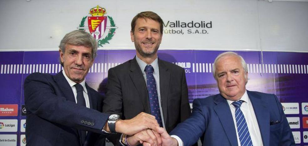 El Real Valladolid modifica su estructura interna para crecer como club