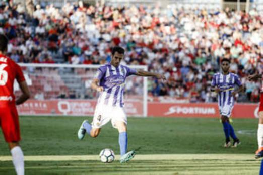 El Valladolid muestra su cara buena en Almería