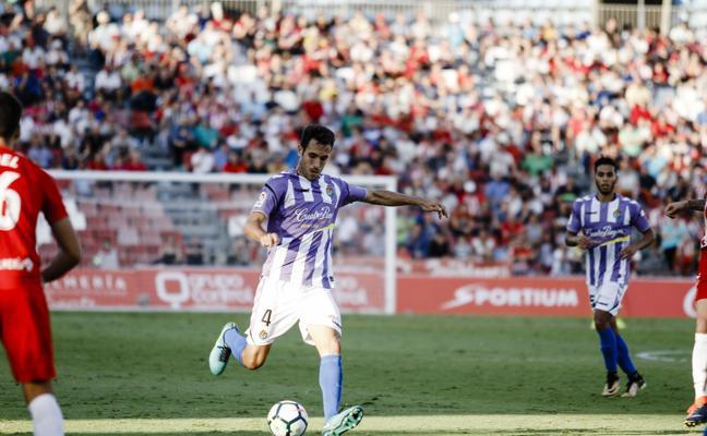 El Valladolid saca un empate que pudo ser victoria