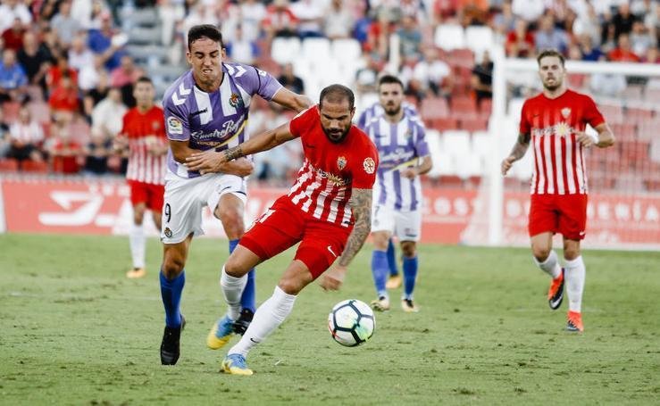 Almería 1-1 Real Valladolid
