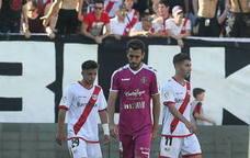 Los malos números defensivos lastran el futuro del Valladolid