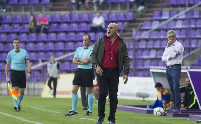Luis César cambiará el equipo pero no el sistema ante el Leganés