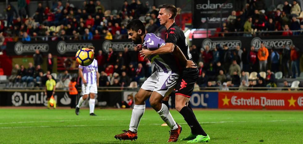 El Pucela se abona al empate en Reus (2-2)