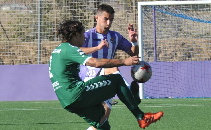 Real Valladolid B 1-1 CD Toledo