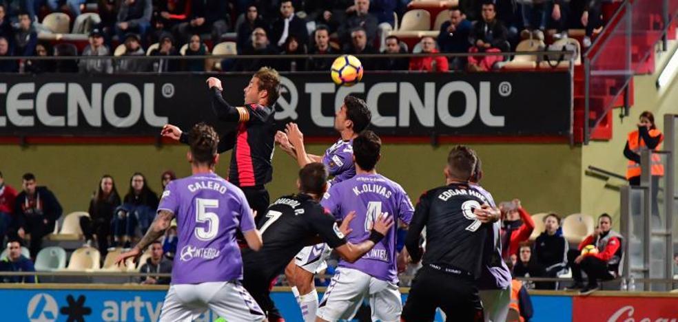 Calero: «Cometí dos errores en el primer gol del Reus; de todo se aprende»