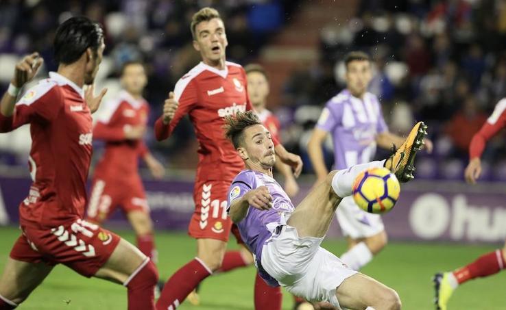 Real Valladolid 0-3 Nàstic de Tarragona