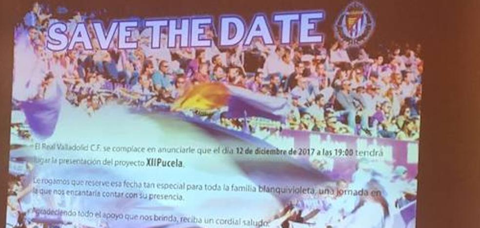 El Real Valladolid registra XIIPucela en la Oficina Española de Patentes y Marcas