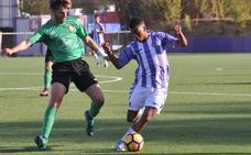 El Real Valladolid juvenil golea al Alcobendas en los Anexos