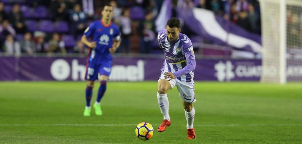 El Valladolid recupera el camino del triunfo