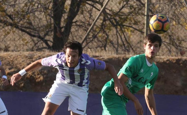 Real Valladolid Juvenil 3 - 1 Aravaca