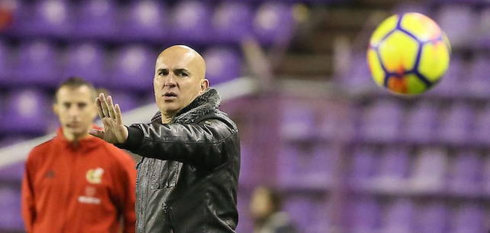 Sampedro propone que 90 minutos en Leganés son suficientes para seguir en Copa