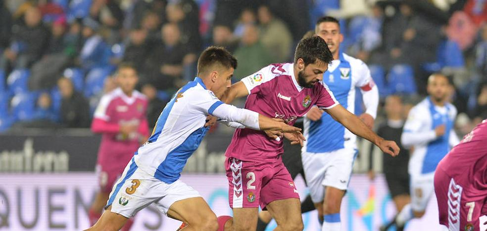 Un Real Valladolid sin puntería queda eliminado de la Copa