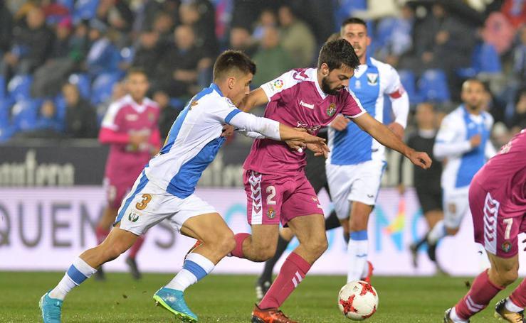 Leganés 1 - 0 Real Valladolid