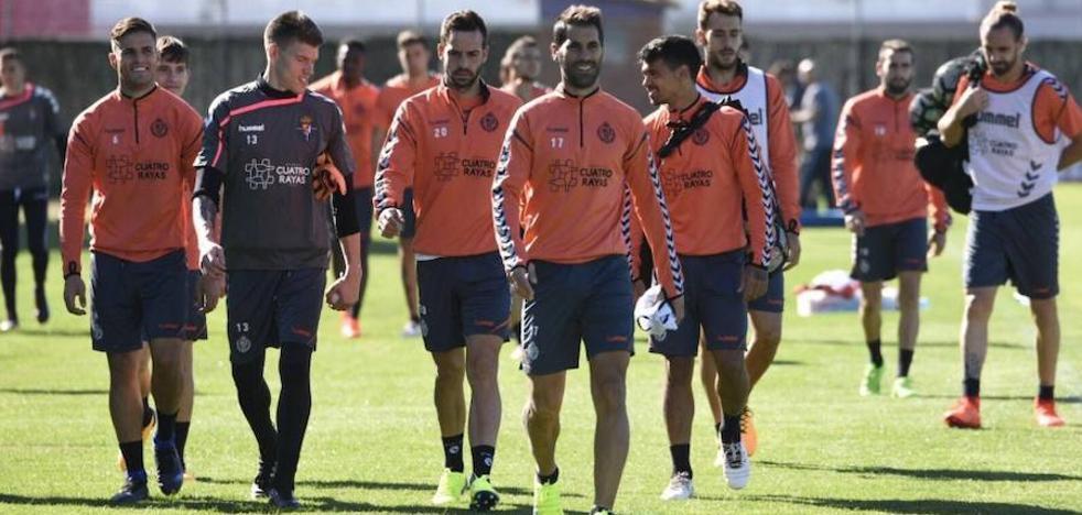 Ángel, Sergio Marcos y Sulayman, bajas en Albacete, junto a Guitián y Kiko Olivas